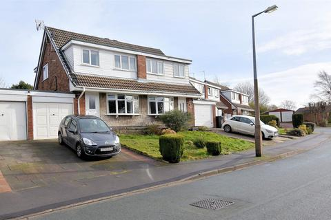 3 bedroom semi-detached bungalow for sale - Browning Grove, Talke