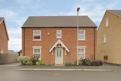 4 Bedroom Detached House For Sale Ashington Drive Arnold Nottinghamshire Ng5 8ua