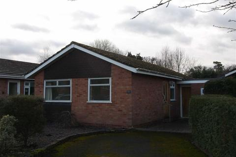 2 bedroom detached bungalow to rent - Lyall Close, Hampton Dene, Hereford