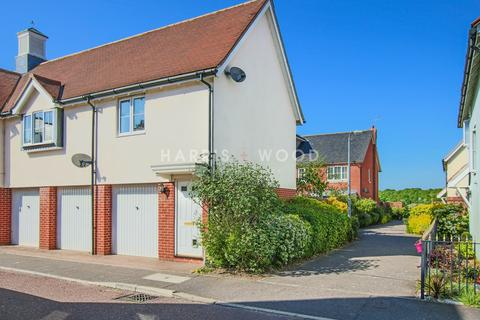 1 bedroom coach house for sale - Oxton Close, Rowhedge, Colchester, CO5