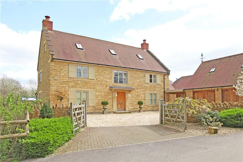 6 Bedrooms Detached House for sale in Denmans Lane, Barrington, Ilminster, Somerset, TA19