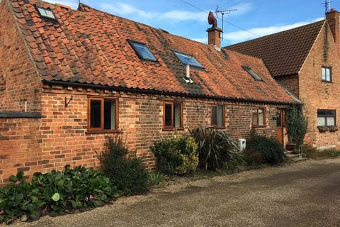 4 bedroom barn conversion to rent - The Granary, Bathley