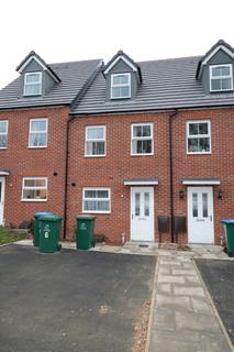 4 bedroom terraced house to rent - Downey Birch, White Willow Park, Coventry, Cv4 8ll