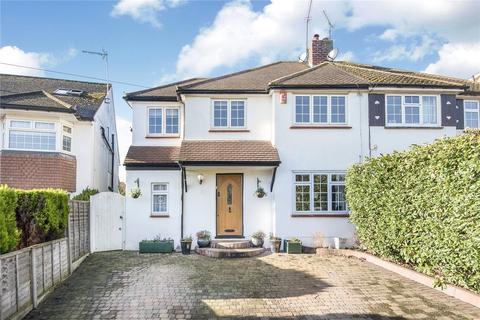 5 Bedroom Semi Detached House For Sale Copthall Road West Ickenham Uxbridge