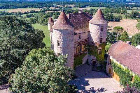 8 bedroom detached house  - Near Caylus, Tarn Et Garonne