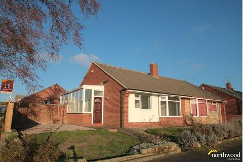 2 bedroom semi-detached bungalow for sale - Arnside Walk, Newcastle upon Tyne, NE5 1DY