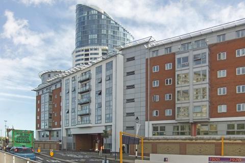 Studio to rent - Gunwharf Quays Portsmouth PO1
