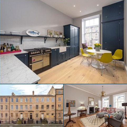 4 bedroom flat for sale - Fettes Row, Edinburgh, Midlothian, EH3