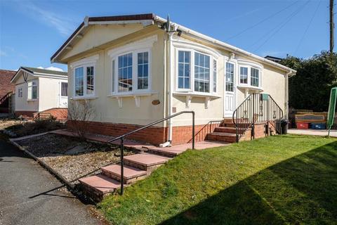 2 bedroom park home for sale - 91 Sunny Haven, Howey, Llandrindod Wells, LD1 5PU