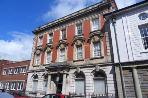 Studio to rent - Pembroke Buildings, Cambrian Place, Swansea. SA1 1RL