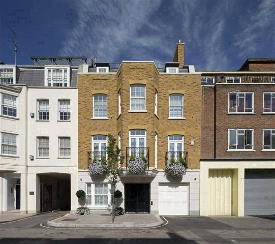 4 Bedrooms Terraced House for sale in Farm Street, Mayfair, London, W1J