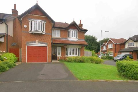 4 bedroom detached house to rent - Higher Brook Close, Horwich