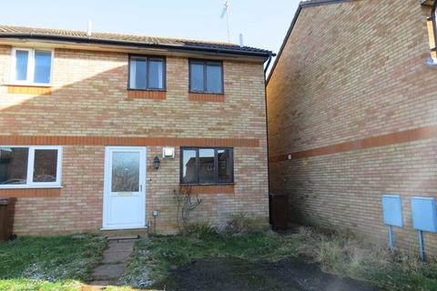2 bedroom end of terrace house for sale - Bank View, East Hunsbury, Northampton, NN4