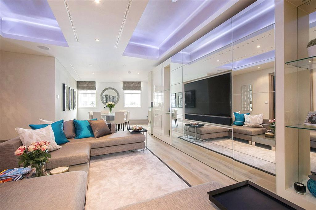 2 Bedrooms Flat for sale in Dering Street, Mayfair, London, W1S