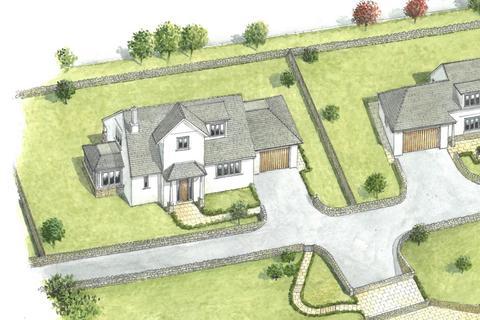 3 bedroom property with land - Plot 1, Lickbarrow Road, Windermere, LA23 2NF