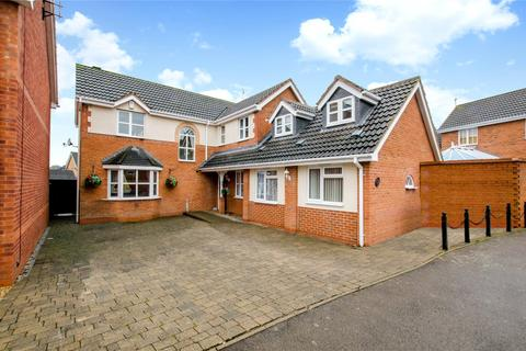 5 Bedroom Detached House For Sale Findon Close Redditch Worcestershire B97