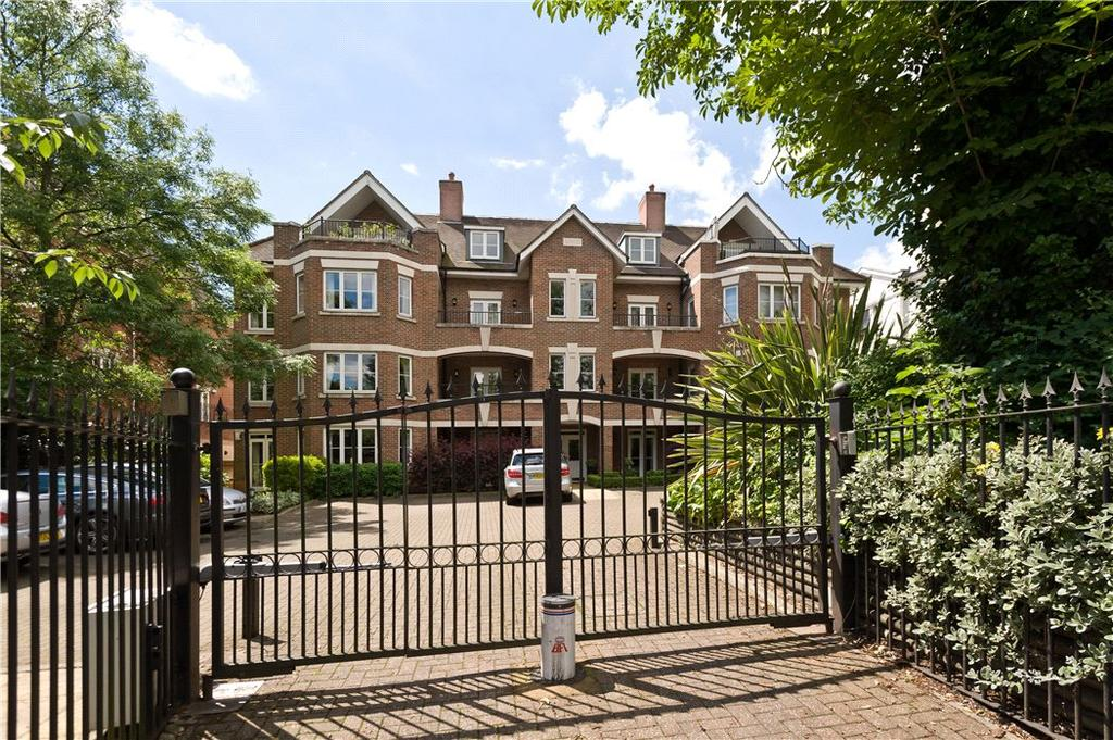 3 Bedrooms Penthouse Flat for sale in Powell House, 96 Wimbledon Hill Road, Wimbledon, London, SW19