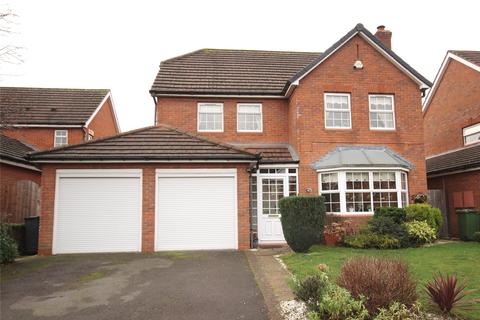 4 bedroom detached house for sale - St. Francis Avenue, Solihull,, West Midlands, B91