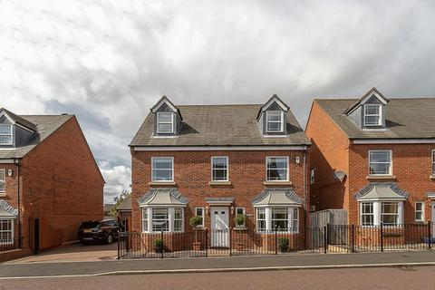 6 bedroom detached house for sale - Netherwitton Way, Great Park, Newcastle upon Tyne