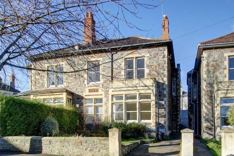5 bedroom semi-detached house for sale - Carnarvon Road, Redland