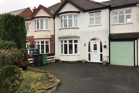 4 bedroom semi-detached house for sale - Greenhill Road, Halesowen, Birmingham, B62 8EX