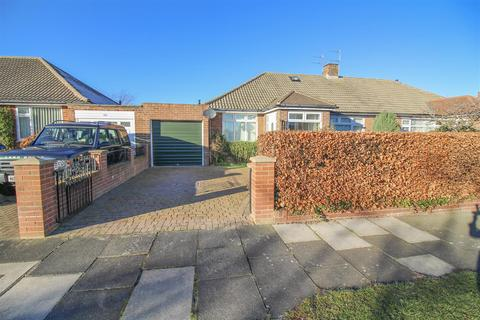 2 bedroom semi-detached bungalow for sale - Montagu Avenue, Newcastle Upon Tyne