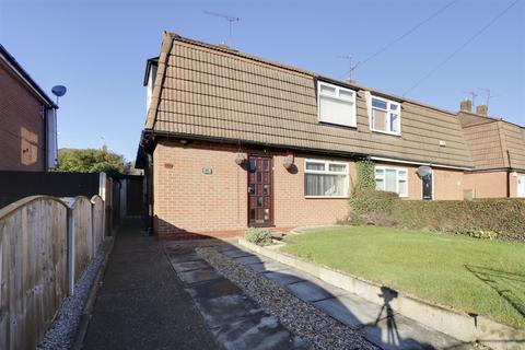 3 bedroom semi-detached house for sale - Cornwall Road, Arnold, Nottinghamshire, NG5 6FR