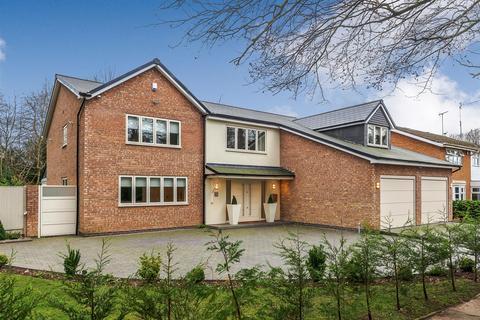 5 bedroom detached house for sale - Malcolmson Close, Edgbaston
