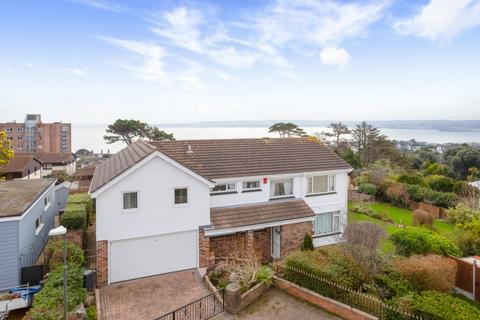 5 bedroom detached house for sale - Haldon Close, Torquay, TQ1