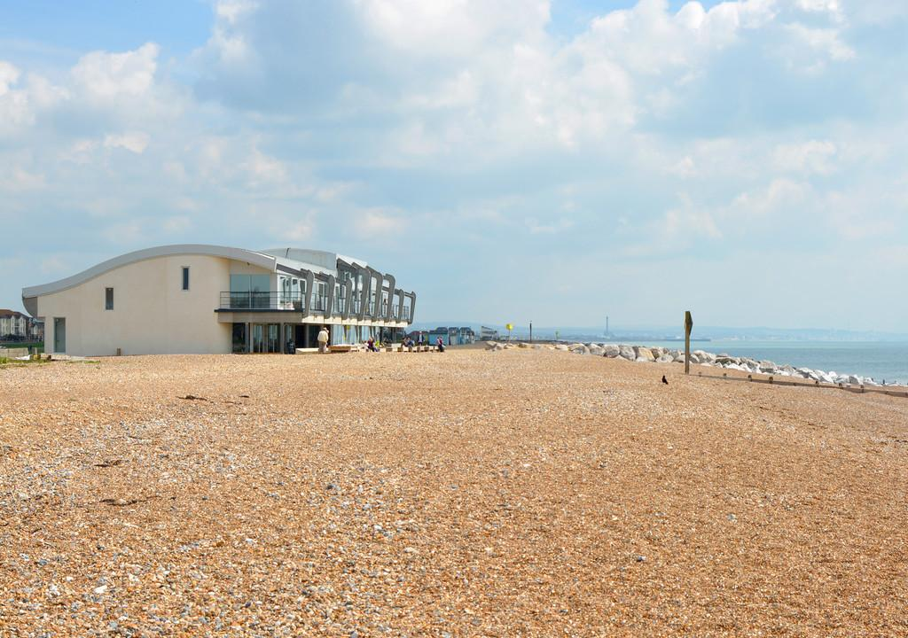 The Perch on Lancing Beach