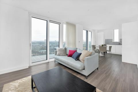 2 bedroom apartment to rent - Pinto Tower, Nine Elms Point