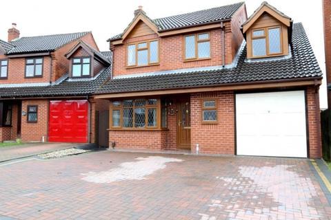 4 bedroom detached house for sale - 17 Sandycroft, Newport, Shropshire, TF10 7NG