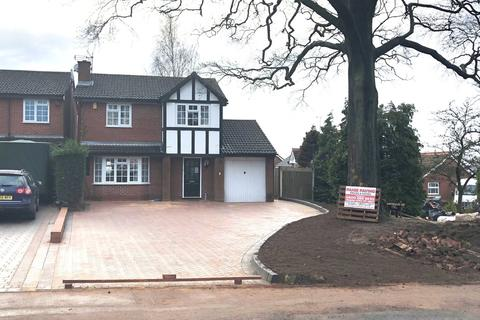 4 bedroom detached house to rent - Reddicap Hill, Sutton Coldfield