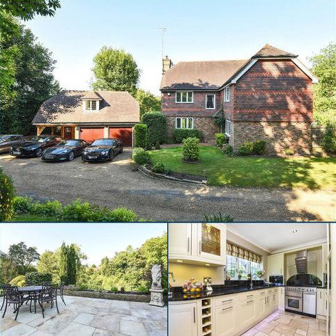 5 bedroom detached house for sale - Oakhill Road, Sevenoaks, Kent, TN13