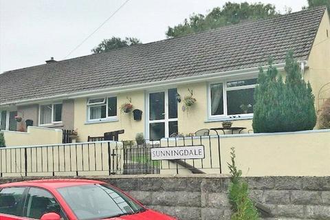 2 bedroom semi-detached bungalow for sale - Sunningdale, Camrose, Haverfordwest