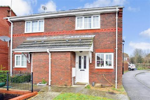 2 Bedroom Semi Detached House For Sale Viney Close Ashington West Sus