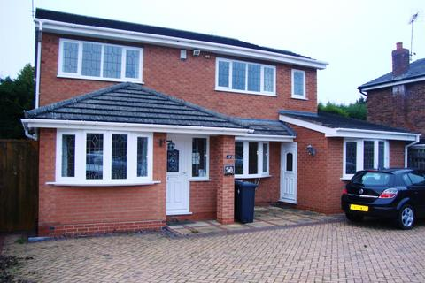 4 bedroom detached house to rent - Alveston Grove, Knowle, B93 9NX