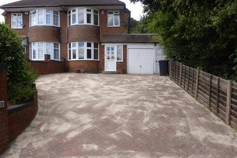 4 bedroom semi-detached house to rent - Hobs Moat Road, Solihull