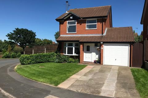 3 bedroom detached house for sale - Polperro Drive, Coventry