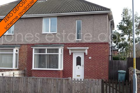 3 bedroom semi-detached house to rent - Eamont Road,  Norton, Stockton on Tees, TS20 1DG