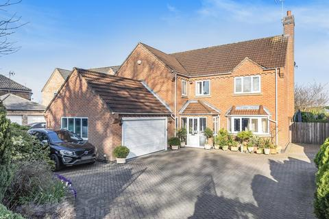 4 bedroom detached house for sale - Dunswell Road, Cottingham, East Yorkshire, HU16 4JF
