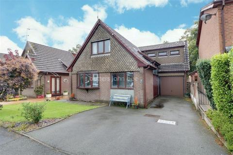 4 bedroom detached house for sale - Denbigh Close,