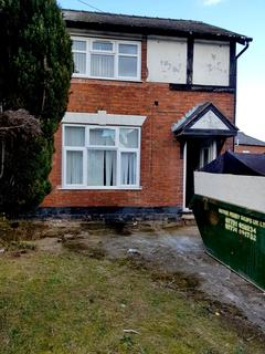 3 bedroom semi-detached house to rent - fullbrooke road, walsall WS5