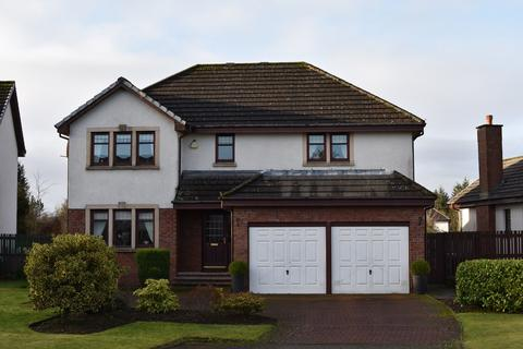 4 bedroom detached house for sale - 7 Golf View, STRATHAVEN, ML10 6AZ