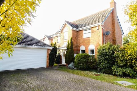 4 bedroom detached house for sale - Humphries Way, Milton