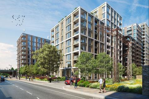 1 bedroom apartment for sale - Prince of Wales, Prince of Wales Drive, Battersea, SW11