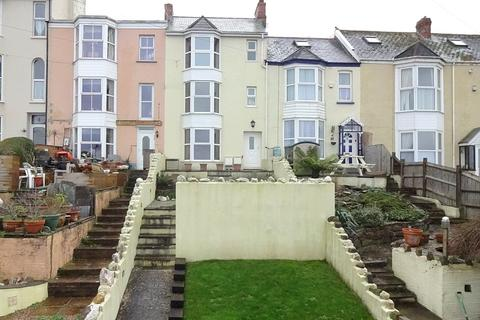 4 bedroom terraced house for sale - Castle Terrace, Ilfracombe