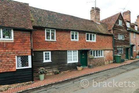 3 bedroom terraced house for sale - Bird in Hand Street, Groombridge, Tunbridge Wells