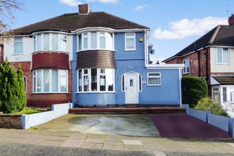 3 bedroom semi-detached house for sale - Dorrington Road, Great Barr, Birmingham, West Midlands