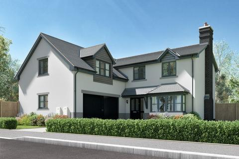 5 bedroom detached house for sale - The Walnut, Oakwood Development, Conwy